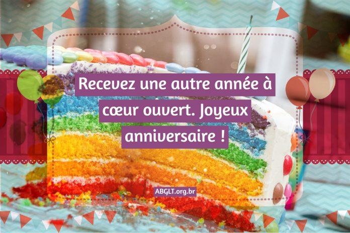 Message de joyeux anniversaire (phrases de félicitations)